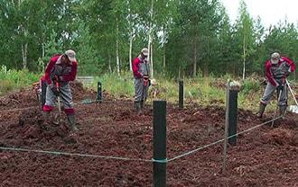 винтовой фундамент Кемерово возможно установить в любом типе местности. Недорогие винтовые сваи Кемерово.