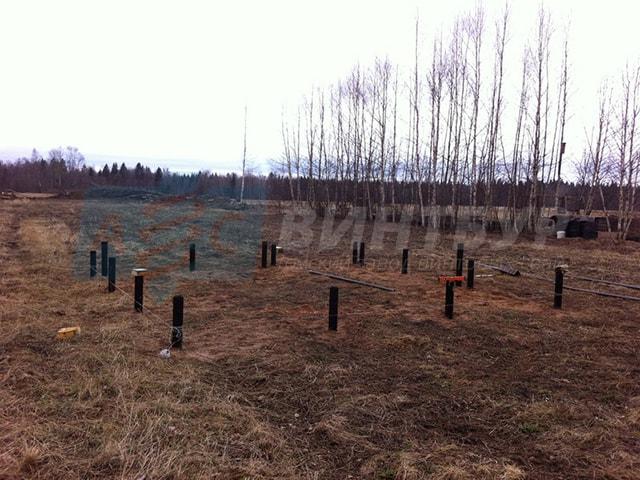 Свайно винтовой фундамент Кемерово по низким ценам в короткие сроки в наличии и под заказ от завода.