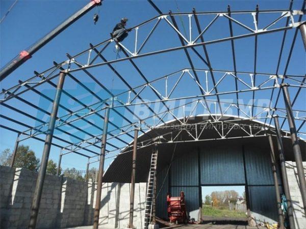 Монтаж металлоконструкций в Кемерово