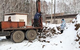 Установим винтовые сваи в Кемерово зимой. Винтовые сваи Кемерово цена монтаж зимой. Завод винтовых свай.